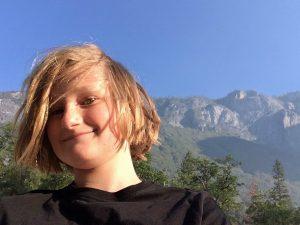 Yosemite selfie