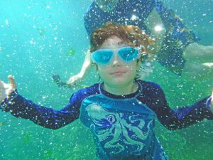 Get a clear view underwater in Florida's springs