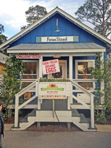 You'll find fun shops along 30A
