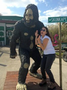Does the Skunk Ape exist? Find out!