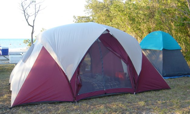 Rules of camping and when to break them