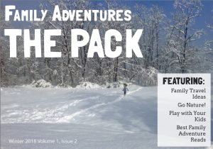 The Pack's Family Adventures Magazine Winter 2018