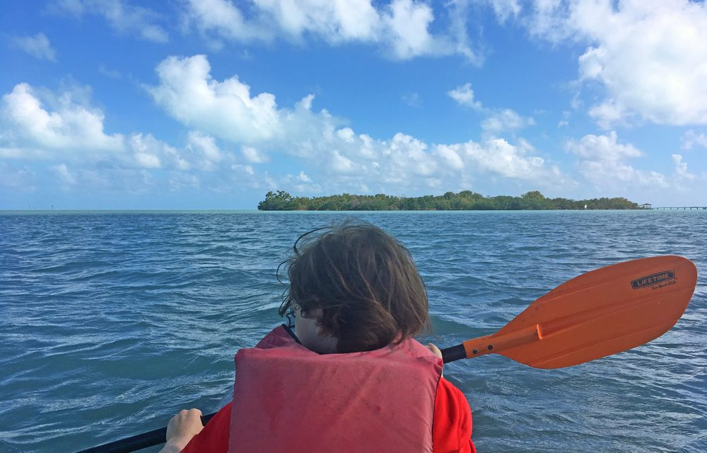 Kayaking with kids: Paddlesports for family adventure