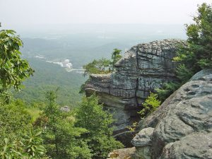 Lookout Mountain is a popular destination in Chattanooga