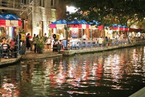 San Antonio's Riverwalk and boat tour is fun for families
