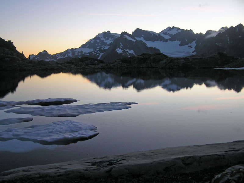 Visit Olympic National Park for mountains, lakes, and rainforest trails
