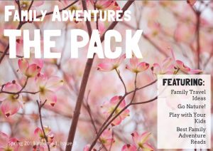 Family Adventures Magazine Spring 2019