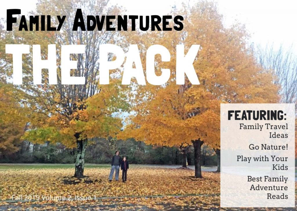 Family Adventures Magazine Fall 2019