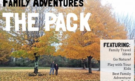 Family Adventures magazine fall issue